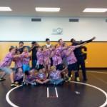 wrestling summer 2012