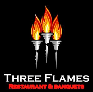 3-flames