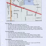 Map to Mission College